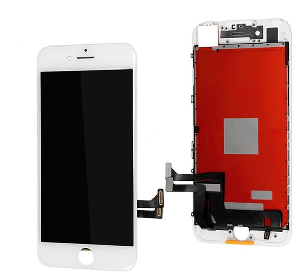 Grade A+++ For iPhone 7 Plus White Black LCD Screen Display Touch Screen Digitizer Panel DHL Free