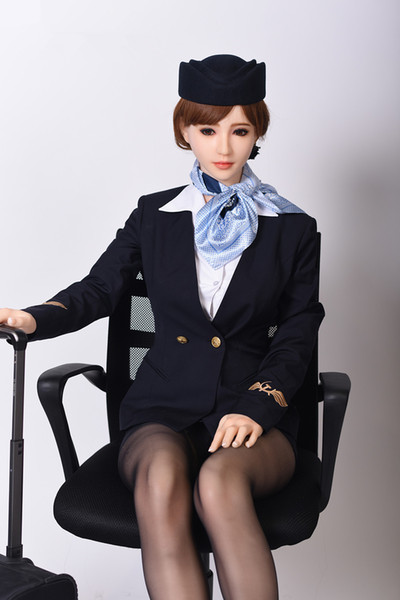 EX(DS) Doll UK170 Solid Silicone Sex Doll Real Silicon Vagina Japanese Anime Realistic Love Doll Big Big Breast Huge Booms For Mal Toy