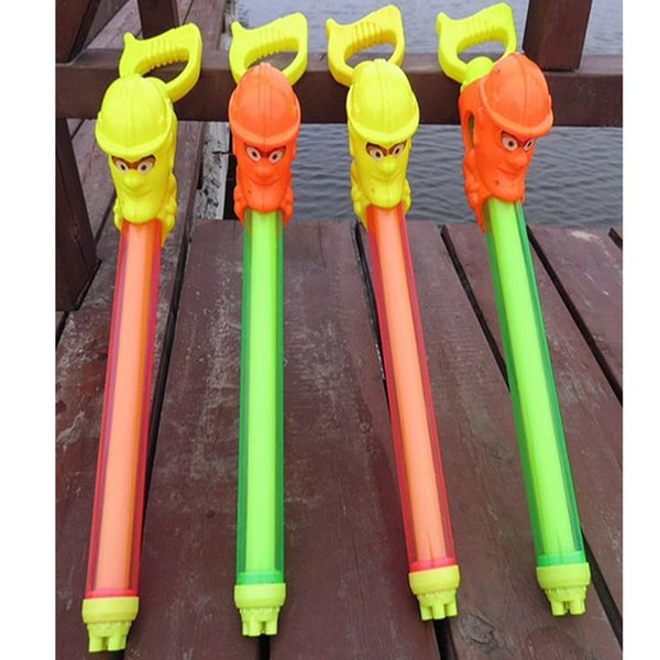 Water rafting water cannon needle double pull type air pressure large summer beach toys for children