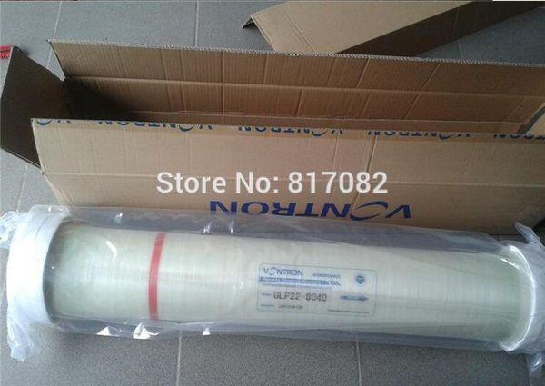 top popular VONTRON Reverse Osmosis Membrane Ultra Low Pressure RO Membrane ULP21-8040 Free shipping 2021