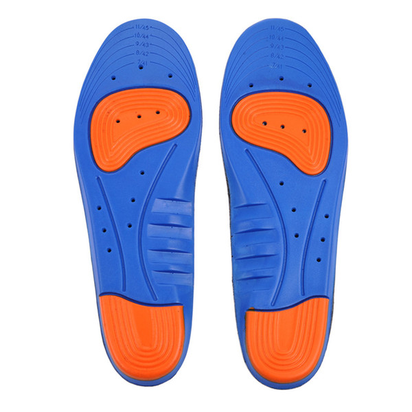 best selling Sports Insoles Thicker Breathable Insoles Sport Shoe Pad Orthotic Insole for Men and Women Sport Shoe Pad support wholesale
