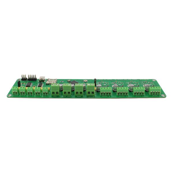 Freeshipping carte de contrôle de l'imprimante 3D Circuit imprimé Mainboard Prusa I3 Melzi Version 2.0 1284P pour le contrôleur de l'imprimante PCB PCB