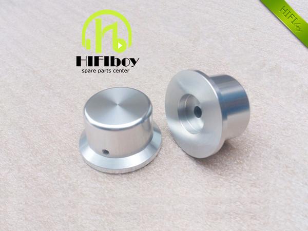 Aluminum Volume knob 10pcs Diameter 44mm Height 25mm amplifier knob speaker knob0
