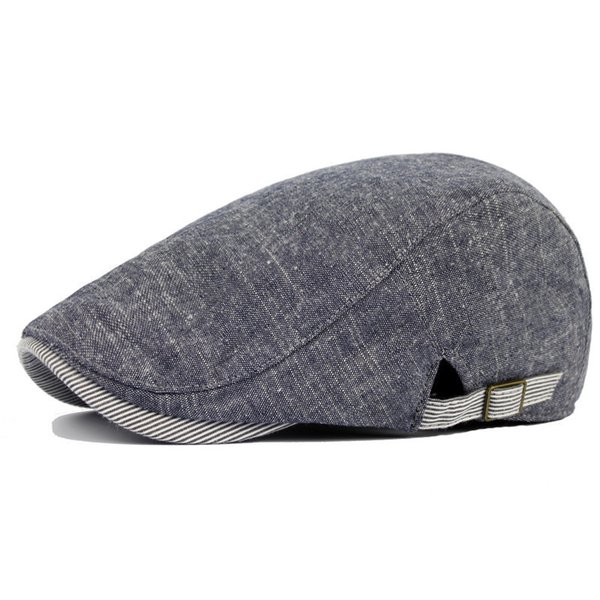 Wholesale-Linen Fabric Men s Hats Forward Beret Caps Breathable Boinas  Feminina New Fashion Visors Sun Hats for Women Female HT51047+35 69dd0ec91f1