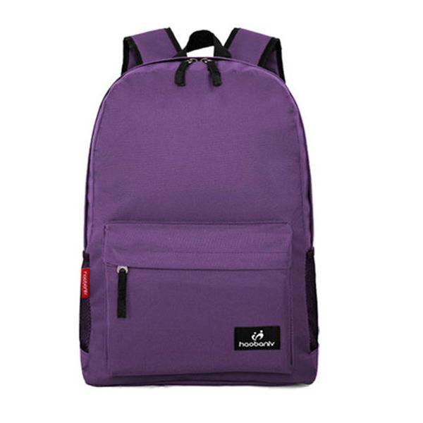 Wholesale- Bookbags Womens Backpack Travel Bags Student School Bag Girl Backpacks Casual Travel Rucksack European and American Style