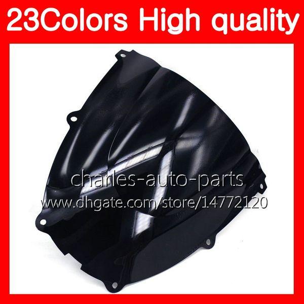 100%New Motorcycle Windscreen For YAMAHA YZF600R 1996 1997 1998 1999 00 YZF 600R 2002 2003 2004 2007 Chrome Black Clear Smoke Windshield