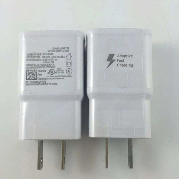 best selling OEM 5v 2a 9V 1.67a EU US UK plug fast charger usb home adapter for note 4 s6 s7 s7 edge s8 s8+
