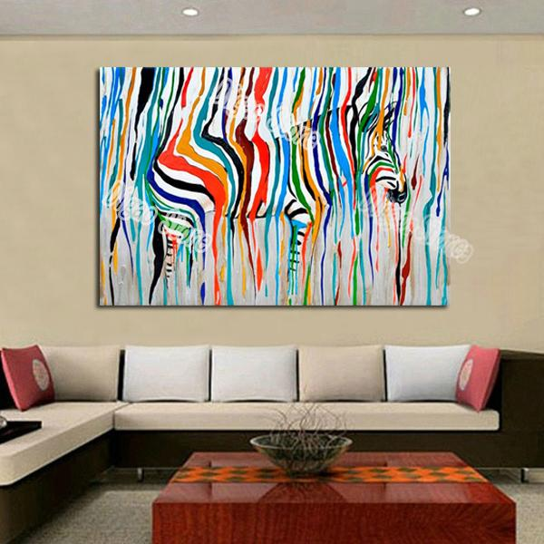 Art Painting On The Wall