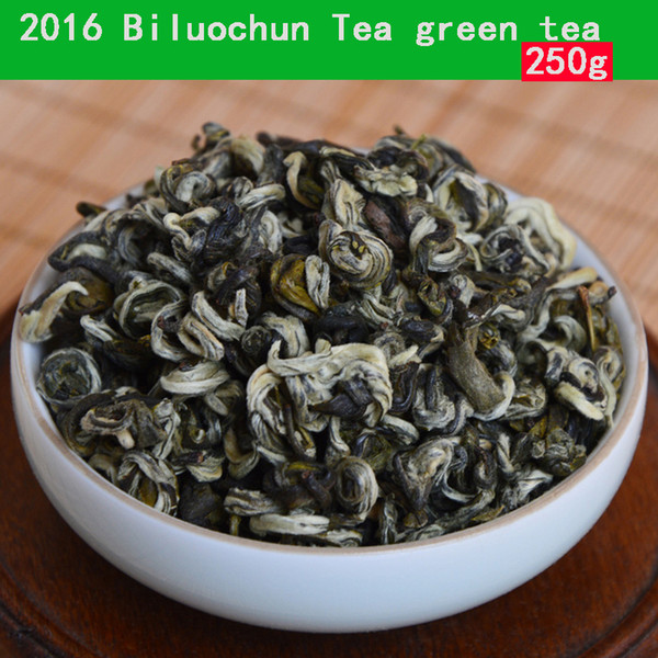 best selling 2020 new 250g biluochun tea premium spring new green tea health care products good drink china