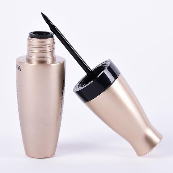 Wholesale- 6ml New Hot Makeups Liquid Eyeliner Waterproof Eye Liner Pencil Pen Make Up Comestics Black 3003TM