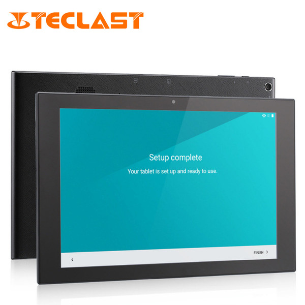 Wholesale- Teclast X10 3G Phone Call Tablet MTK8392 Octa Core Android 5.1 IPS 1280x800 Screen 1GB RAM 16GB ROM GPS 10.1 inch Tablet PCs