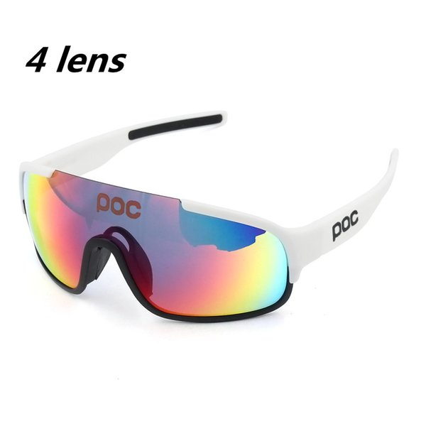 8db9d09085 poc Crave 4 Lens Airsoftsports Do Blade Cycling Sunglasses Polarized Men  Sport Road Mtb Mountain Bike