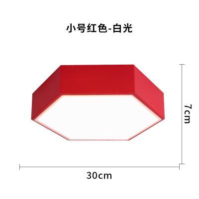 red 30 centimetri