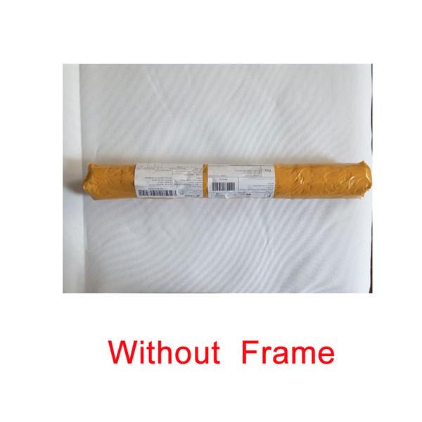 no framed