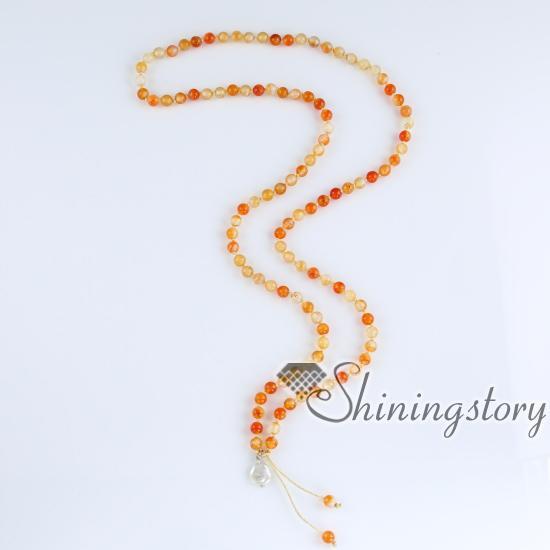 2017 108 Tibetan Buddhist Prayer Beads Meditation Yoga Mala Beads Necklace  Bracelet Mantra Beads Meditation Jewelry Buddhist Rosary From Shiningtime,