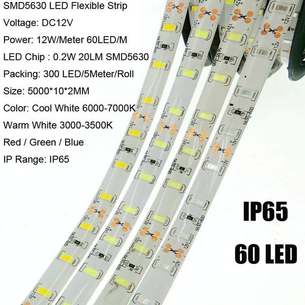 SMD5630 60LED / M IP65
