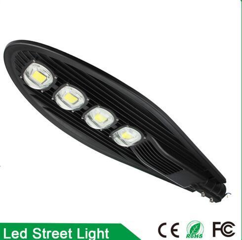 Venda da fábrica 30 w 50 W 100 W 150 W 200 W COB LEVOU Luzes de Rua Road Lamp à prova d 'água AC85-265V luz de rua Industrial levou luz de iluminação ao ar livre