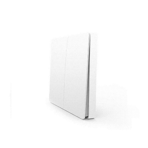Xiaomi Aqara Smart Home ZiGBee Wireless KeyControl de pared Neutral Control de luz a través de la aplicación Smarphone Remote By Mijia APP