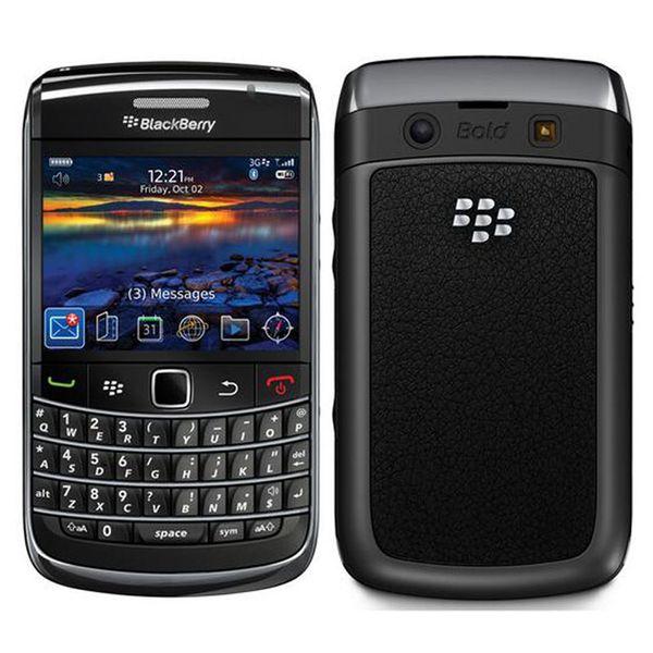 Refurbished Original Blackberry Bold 9700 Unlocked Mobile Phone 3G Smart Phone 2.44 inch 3.15MP Camera WIFI GPS Qwerty Keyboard DHL 5pcs