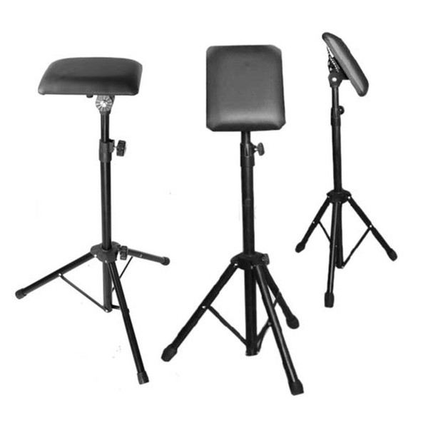 Wholesale- Hot Sales Tattoo Bracket Armrest Stand Adjustable Height Holder Tattoo Tripod Machine Supplies Accesories With Sponge Durable