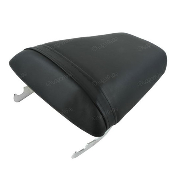 Black Rear Seat Pillion Artificial Leather For Honda CBR600 F4i 2001-2006