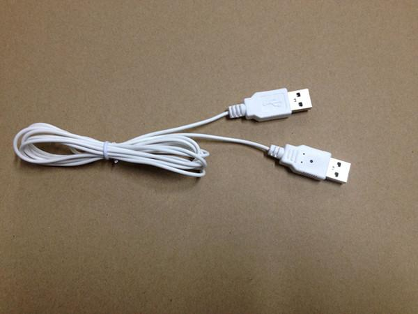 (10 pieces/lot ) USB-USB Sensor cable for multi port alarm host Laptop and digital secured cable