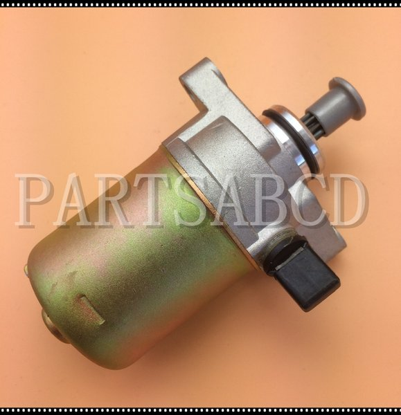 Wholesale- Brand New Starter Motor For ETON 90 Viper Impulse 90CC 2-Stroke Engine Parts