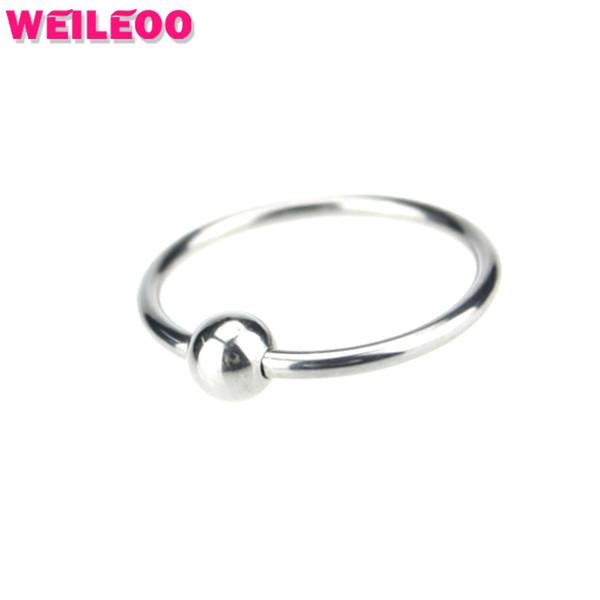 Кольцо на пенис металл