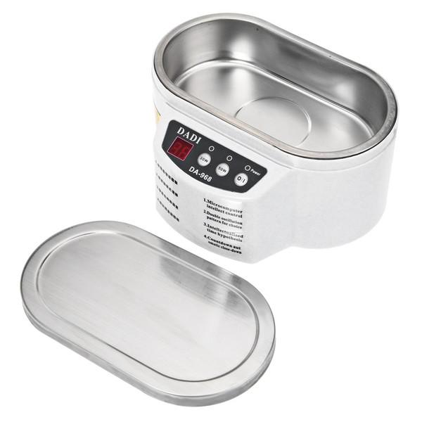 Smart Ultrasonic Cleaner for Jewelry Glasses Circuit Board Cleaning Machine Intelligent Control Ultrasonic Cleaner Bath 30W/50W
