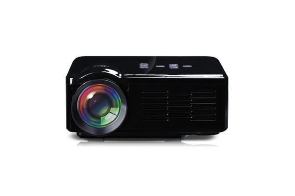 Toptan-Beamer LED mini Projektör ücretsiz kargo güzel 3000 lümen cl720d ev sineması led hd projektör
