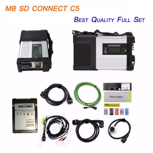 La più recente mb star c5 sd si collega con 2019.03 240 gb ssd win7 super speed con wifi dhl spedizione gratuita SD Connect C5 Xentry + DAS + EPC