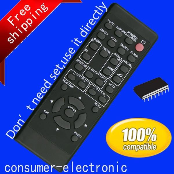 Vente en gros- pour projecteur 3M télécommande remoto pour X75I X76 X80I X90W X66 X71C X80 X90 X90W X95 X15 X15I X20 X35 X36 WX36