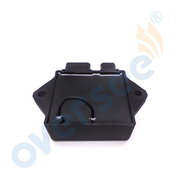 OVERSEE CDI Unit 2stroke 40HP 66T-85540-00-00 o 66T-85540-01-00 Para Parsun Yamaha 40HP Outboard Motors