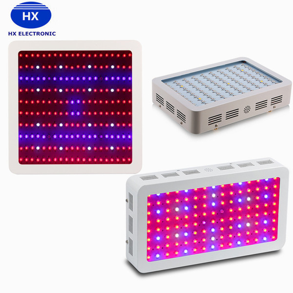 Full Spectrum 1000w 1200W 1600W 2000W LED Grow Light Double Chip Led Plant Lamp Indoor greenhouse growing garden flowering hydroponic lights