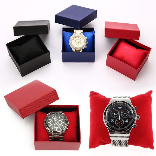Cassa durevole della scatola di regalo della presentazione per le scatole di orologio dei gioielli del braccialetto del braccialetto del braccialetto Scatola di orologio di carta