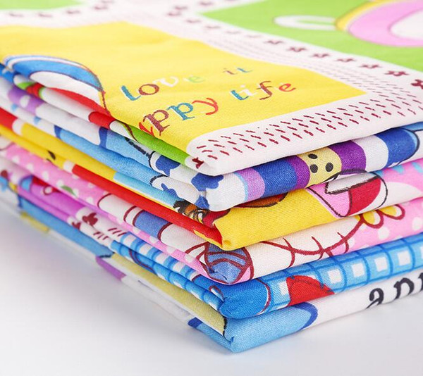 top popular Baby Changing Mat Waterproof Diaper Nappy Urine Pad Cover Natural Organic Cotton Stroller Bed Sheet for Newborn Infant Portable 2020