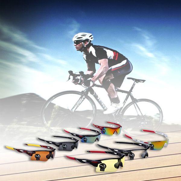 UV400 Ciclismo Bike Riding Gafas de sol Eyewear Outdoor Sports Glasses Bike Goggle