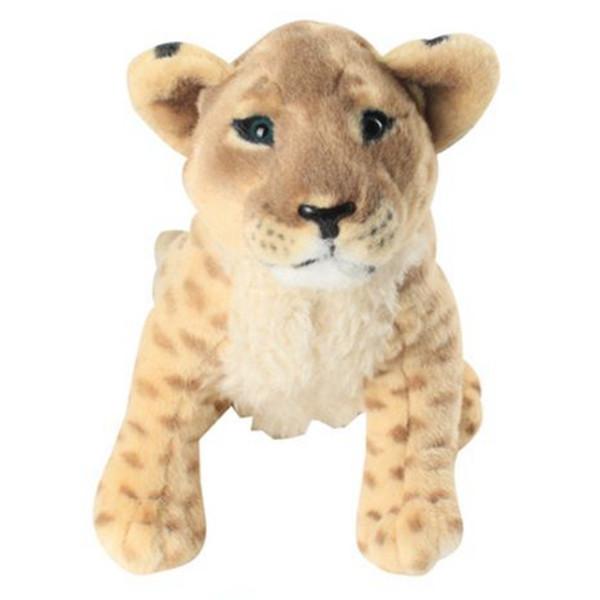 45cm Squatting Lion