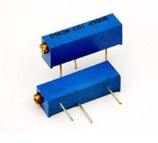 Wholesale- 3006P-1-203LF 3362P 203 20K ohm Trimpot Trimmer Potenziometro Resistenza variabile