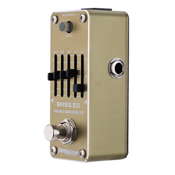 Effetti del pedale dell'aroma dell'alimentazione elettrica DC9V di effetto della chitarra di effetto della chitarra di EASSE-E3-EB-3 liberano la nave !!! accessori per chitarra
