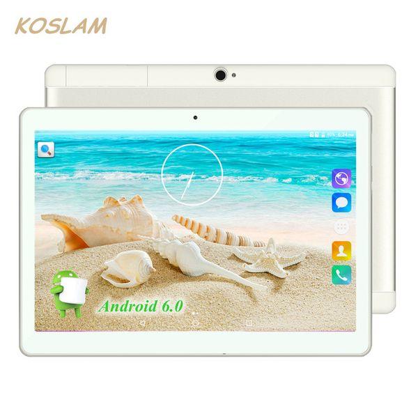 "2017 novo android 6.0 tablets pc table pad 10 polegada 1280x800 ips quad núcleo 1 gb ram 16 gb of rome cartão dual sim 3g phone call 10 ""pha"