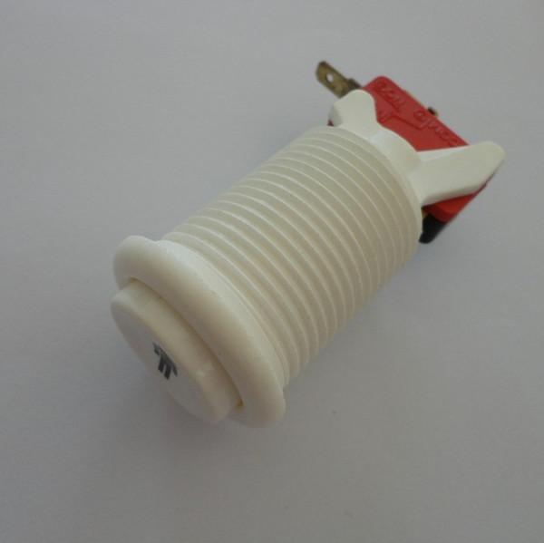 Botão do jogo do jogador com micro interruptor para máquinas de jogos de arcade Botão de ação do micro americano máquina de treino para pular botões 2fy f