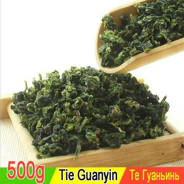 500 g extra chinese tea tieguanyin tea, oolong, the guan yin tea, health tea, vacuum package, recommend