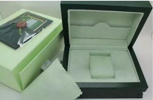 Top de lujo para hombre para ROLEX Caja de reloj Relojes de pulsera para hombre Reloj de pulsera original interior exterior Mujer