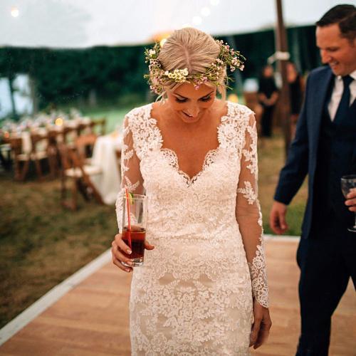 Brautkleid Spitze Vintage | Kleid & Kleidung