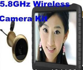 2019 HD 5 8GHz Wireless Camera DVR 5 CCTV Camera Receiver No Interference  Frequency Motion Detect From Lisazp88, $251 26 | DHgate Com