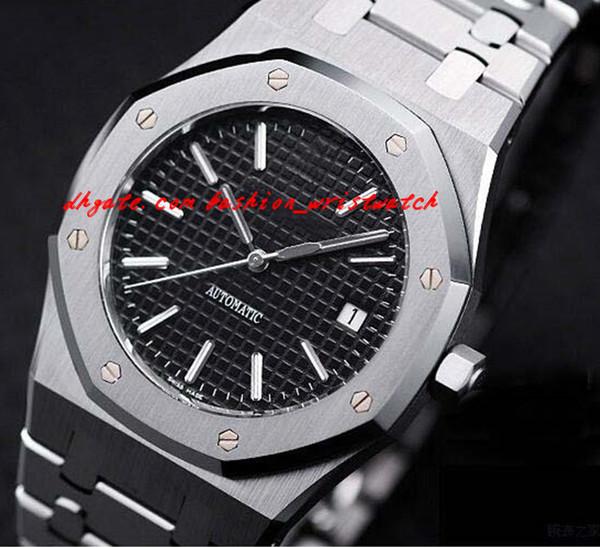 Modemarke Luxus Armbanduhr Edelstahl 39mm ST.OO.1220ST.03 Automatische Herrenuhr Herrenuhren Herrenuhr Top Qualität