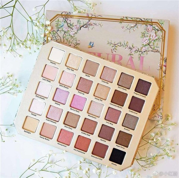 HOT NEW Makeup Chocolate Natural Love Eye Shadow Collection Palette Ultimate Neutral 30 Color Eye Shadow Palette DHL free shipping