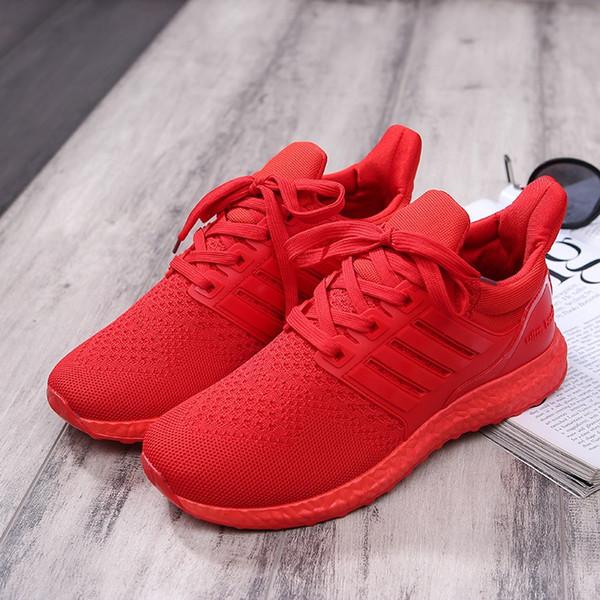 Großhandel Laufschuhe Für Männer Rote Turnschuhe Frauen Atmungsaktive Sportschuhe Frauen Schuhe Schwarz 2017 Frauen Turnschuhe Von Jinglemz, $30.46
