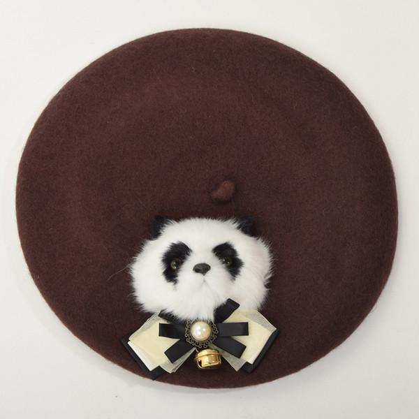Panda Brown